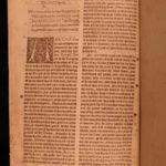 1557 1st ENGLISH FOLIO Marcus Aurelius Meditations + Guevara Diall of Princes