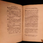 1698 Armand de Rance Abbey Trappe Clergy Regulations France Catholic Cistercian