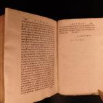 1574 Bernardino Pino on Italian ART & Literature Michelangelo Raphael ALDINE