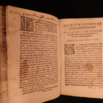 1580 Porticella Index of MAGIC Catholic Superstitions Roman Breviary Philosophy