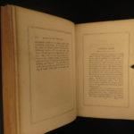 1855 1ed American Revolution Heroes George Washington Declaration + Constitution