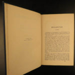 1886 1ed Anna Karenina by Leo Tolstoy Literature Feminism Moscow Romanov Russia