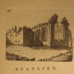 1788 Antiquities of SCOTLAND Castles Cathedrals Scottish Cardonell Illustrated