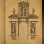 1640 Alexandro Francini Italian Architecture Gardens Fountains Arch Engineering