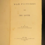 1863 1ed Confederate Civil War Southern Pictures Estvan Longstreet Robert E Lee