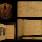 1816 English 1ed Campaign in Russia Napoleonic War French Invasion Labaume MAPS