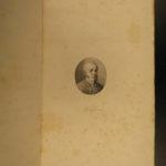 1814 1st Complete English ed Works of Jean de La Fontaine Fables Phaedrus Aesop