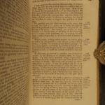 1805 1ed Vattel US Law of Nations Diplomacy War George Washington & Ben Franklin