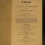 1806 1st ed Pons Voyage to Terra Firma South America Tobacco INDIANS Venezuela
