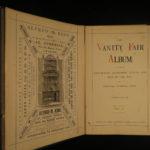1870 Vanity Fair ART Charles Spurgeon Leopold Churchill Illustrated COLOR 3v