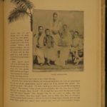 1890 Seven Years in CEYLON Leitch Sri Lanka India Illustrated Medical Missionary