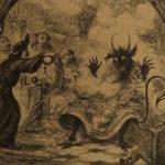 1864 Ingoldsby Legends Occult Esoteric Tenniel Leech Cruikshank Illustrated ART