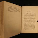 1863 1ed Georgia Slave Plantation SLAVERY Fanny Kemble Journal of Residence