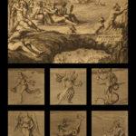 1742 Ancient Astronomy Mythography Hyginus Fulgentius Placidus Greek Mythology