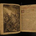 1740 RARE Roman Catholic Missal Olomouc Moravia Frederick the Great Prussia