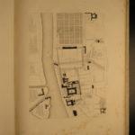 1833 ENORMOUS CASTLES Architecture Percier Fontaine Italy France Spain Russia