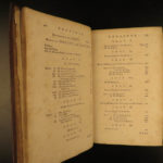 1775 English Medicine & Surgery Richard Mead On Smallpox Measles Plague Disease