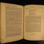 1652 1st English FOLIO ed Don Quixote Cervantes Knights Chivalry Shelton BINDING