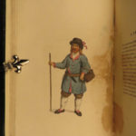 1803 1ed RARE Costumes of Russian Empire Illustrated Scandinavia Russia Finland