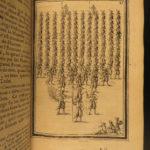 1672 Art of WAR Travaux de Mars Military Fortification Engineering Illustrated