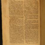 1747 1ed Martyn Philosophical Transactions Zoology Navigation Optics Science
