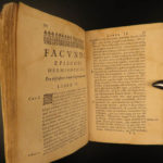 1629 1ed Facundus of Hermaine RARE Defense of Council of Calcedon North African