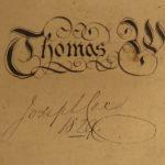 1668 1ed John Owen Puritan Bible & Commentary Book of Hebrews Ireland Provenance
