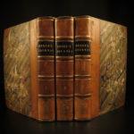 1828 Journey in INDIA Hindu Astronomy Delhi Calcutta Ceylon Bombay Heber 3v Set