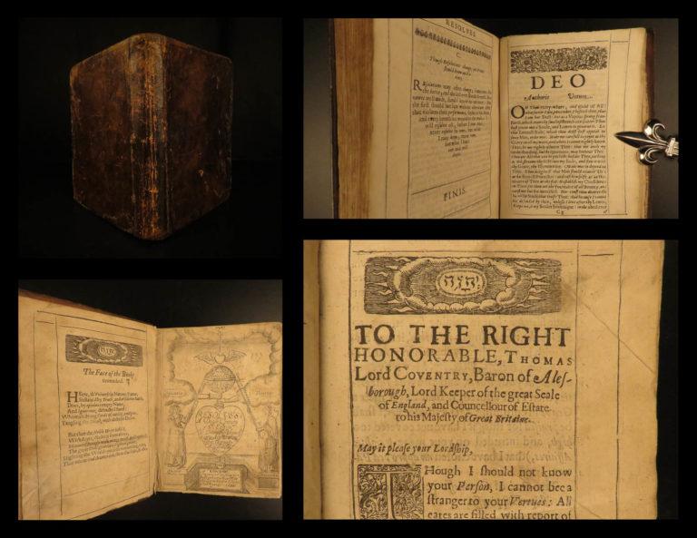 Image of 1634 Feltham Resolves Puritan Philosophy English Essays Feminism Gender-Equality