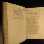 1695 Prince Arthur by Blackmore King Arthur FOLIO Glorious Revolution William III