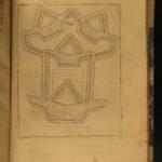 1691 1ed Ozanam Mathematics Mechanics Magic SHIP Navigation Music Optics Science