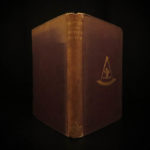 1871 Freemason Secret Rites Masonic Constitutions England Scotland Ireland
