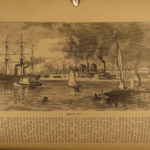 1875 1ed Pennsylvania Railroad American Revolution INDIANS Illustrated MAPS
