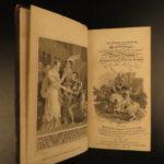 1816 1ed King Arthur Lancelot Knights Round Table Malory Morte D'Arthur 2v
