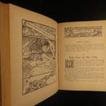 1888 Robin Hood Merry Adventures English Folklore Illustrated Howard Pyle