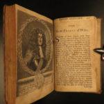1681 Eikon Basilike Trial of King Charles I of English Civil War John Gauden