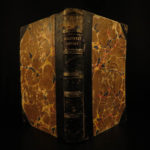 1818 RARE Review of Frankenstein Mary Shelley + Arctic VOYAGES Africa Asia India