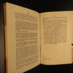 1807 1ed Peace Without Dishonor anti Revolutionary WAR Argument Propaganda Ships
