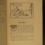 1892 Indian Fairy Tales Folklore Jataka Children's Literature INDIA Jacobs