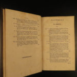 1818 FAMOUS 1st Review of Frankenstein + Mozart Haydn VOYAGES Arctic Asia