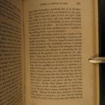 1853 Daimonion Spiritual Medium Demons Ghosts OCCULT Salem Witchcraft Samson