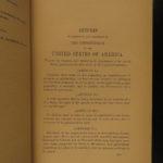 1869 American Bastile Prisons Lincoln Assassination Trial John Marshall Justice