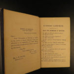 1864 1ed Gunnery Catechism Navy Civil War Army Textbook Mortars Guns Illustrated