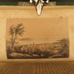 1850 Colton Voyages California San Francisco Brazil Slave Trade Peru Deck & Port