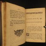 1760 Adventures of Bampfylde Moore Carew Beggars Gypsies America Tobacco Goadby