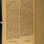 1683 PLATO Philosophy Politics Socrates Dialogues Phaedrus Alcibiades Ficino