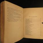 1857 1ed Appleton ATLAS Illustrated American Travel 40 MAPS Slavery Railroads