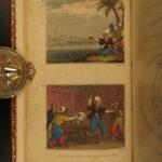1823 Travels of Giovanni Belzoni EGYPT Pyramids Voyages Fruits of Enterprize