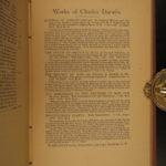 1877 1st US ed Charles Darwin Cross & Self Fertilization Plant & Flower Botany