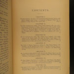 1879 1st ed Bedouin Tribes of Euphrates River ARABIAN Horses Travel Diary Blunt
